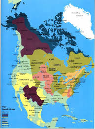 indigenous north america map