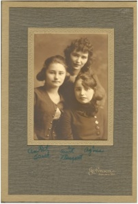 Agnes and sisters
