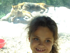 ava at the zoo 2014