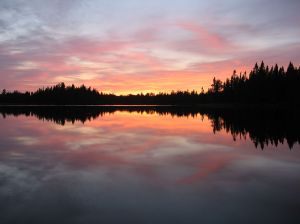 Pose_lake_Minnesota Boundary Waters