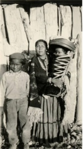 Navajo Mother
