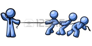 2774330-blue-men-playing-tug-of-war-its-evident-the-one-on-the-left-is-much-stronger-than-his-competition