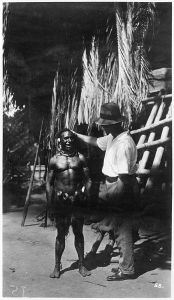 348px-Middle_Sepik_anthropologist