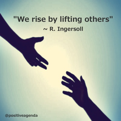 Quote from Robert G. Ingersoll, Image from quoteaddicts.com