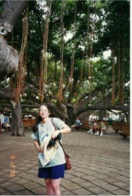 Banyan Tree - Maui - 1998